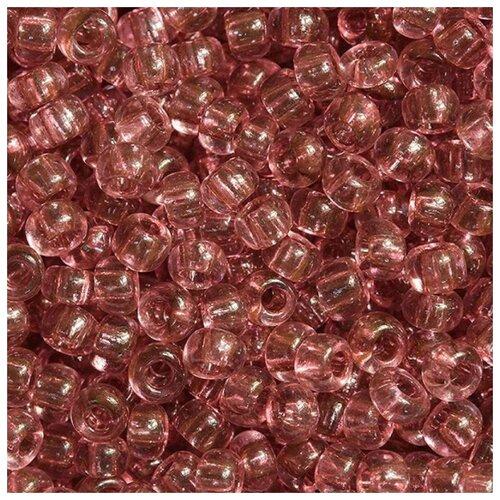 Купить Бисер Preciosa , 10/0, 500 грамм, цвет: 01194 светло-розовый, Фурнитура для украшений