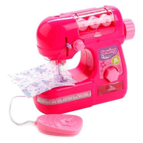 Швейная машина Jin Jia Tai Lots Of Fun 724 розовый набор jin jia tai 870 розовый голубой белый