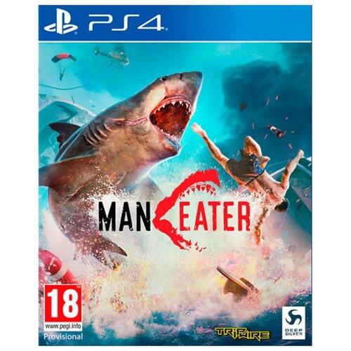 Купить Игра для PlayStation 4 Maneater Day One Edition, Deep Silver