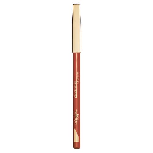 L'Oreal Paris Лайнер для губ Color Riche Le Lip Liner 107 C'est Dimanche/коричневый недорого
