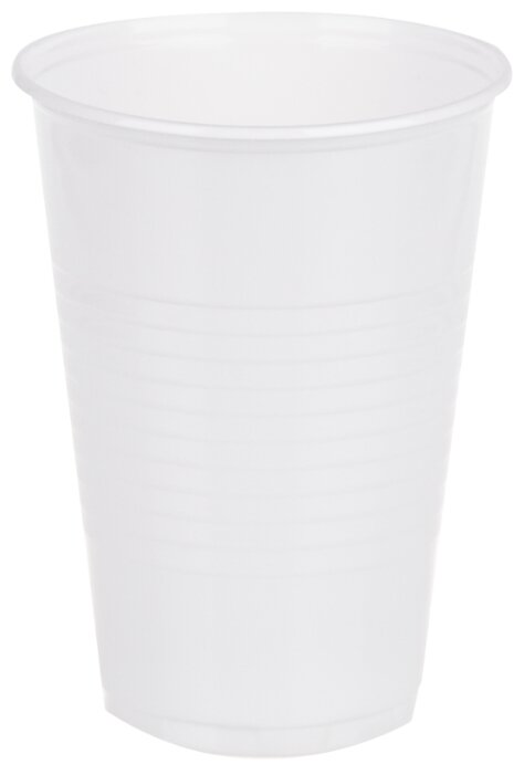 OfficeClean Набор одноразовых стаканов 200 мл (100 шт.)