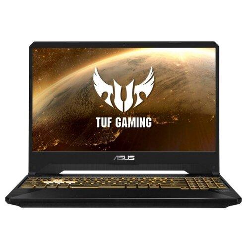 Купить Ноутбук ASUS TUF Gaming FX505DT-BQ317 (90NR02D1-M07490), серый