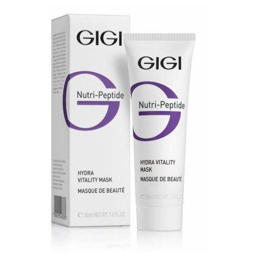 Gigi маска Hydra Vitality Nutri-Peptide пептидная увлажняющая, 50 мл ихтиоловая маска gigi