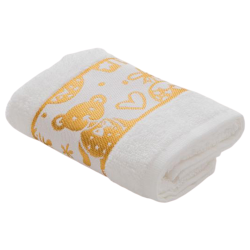 LoveLife полотенце Силуэты для рук 30х60 см белый