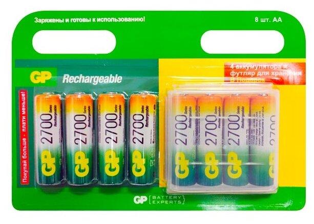 Аккумулятор для Panasonic EZ9025 (3.0Ah, 3.6V, Ni-Mh)