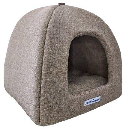 Домик для собак и кошек Бобровый Дворик