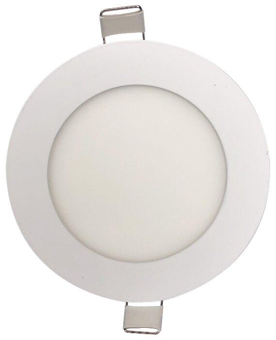 Купить 102R-9W-3000K Cветильник светодиодный встраиваемый по низкой цене с доставкой из Яндекс.Маркета
