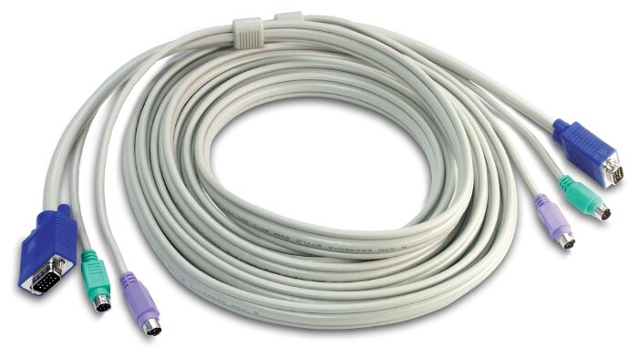KVM-кабель TRENDnet TK-C15