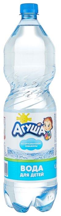 Детская вода Агуша, c рождения