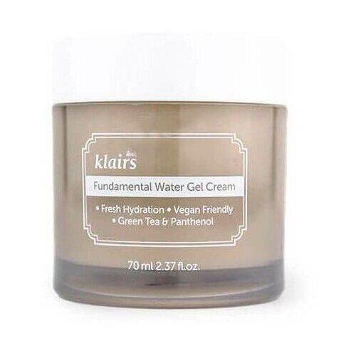 Увлажняющий крем-гель для лица Klairs Fundamental Water Gel Cream, 70 мл