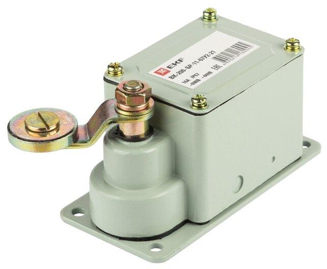 Концевой выключатель/переключатель EKF ВК-200 БР11-67У2-21