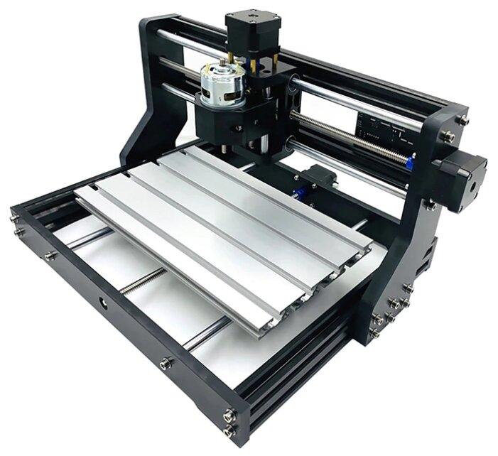 Бесконсольный фрезерный станок CRONOS CNC 3018 Pro