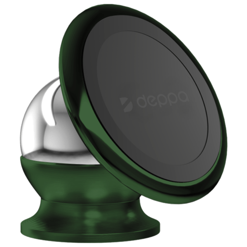 Магнитный держатель Deppa Mage Steel темно-зеленый