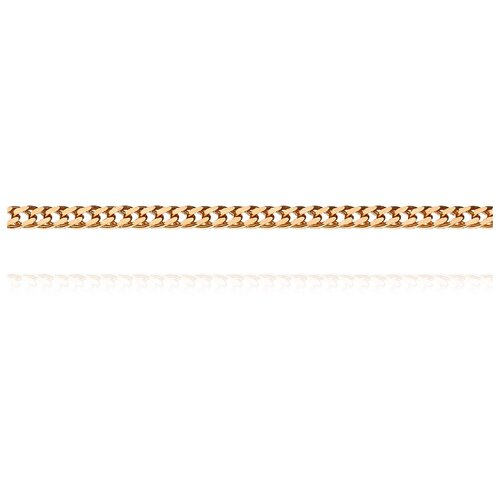 АДАМАС Цепь из золота плетения Ромб двойной ЦР230А2-А51, 55 см, 2.94 г