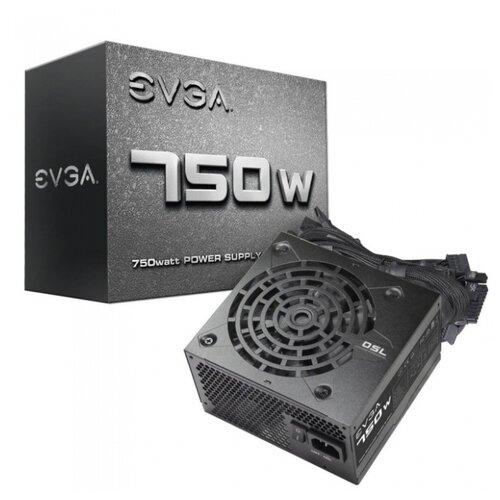 Купить Блок питания EVGA N1 750W (100-N1-0750-L2)