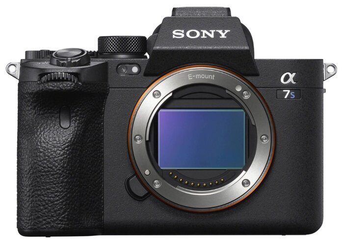 Фотоаппарат Sony Alpha ILCE-7SM3 Body черный фото 1