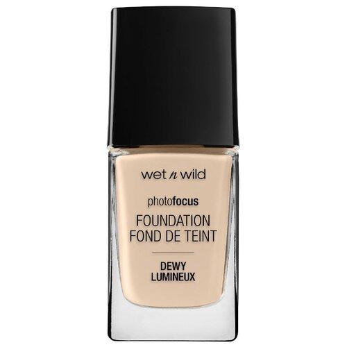 Wet n Wild Тональный крем Photo Focus Dewy Foundation, 28 мл, оттенок: nude ivory