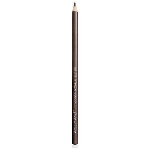 Wet n Wild Карандаш для глаз Color Icon Kohl Liner Pencil, оттенок Е603A sima brown now карандаш для глаз wet n wild color icon kohl liner pencil e602a pretty in mink
