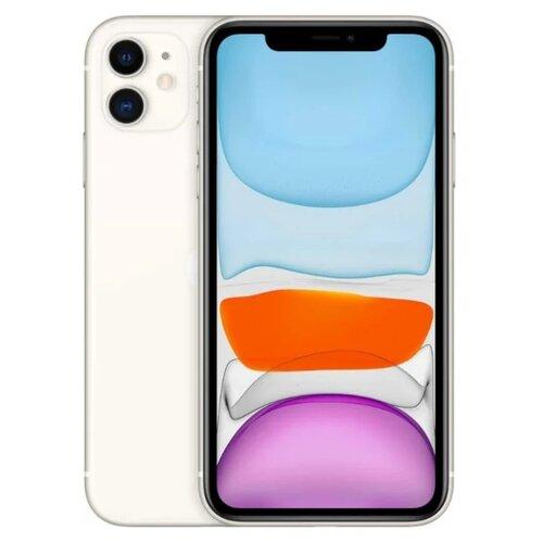 Смартфон Apple iPhone 11 64GB белый (MHDC3RU/A) Slimbox