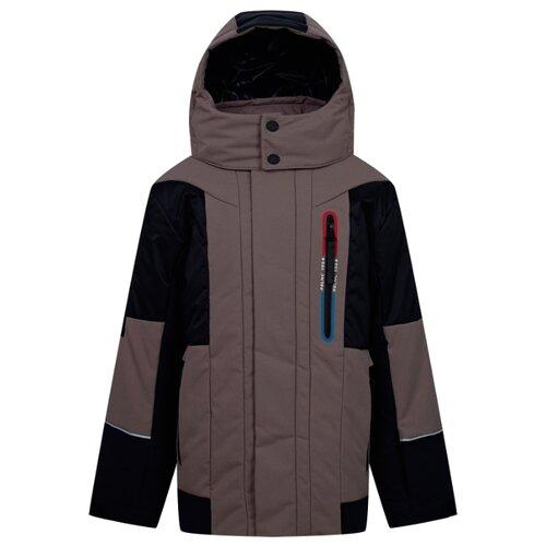 Фото - Куртка Poivre Blanc размер 128, серый/синий куртка poivre blanc размер 128 true blue multi