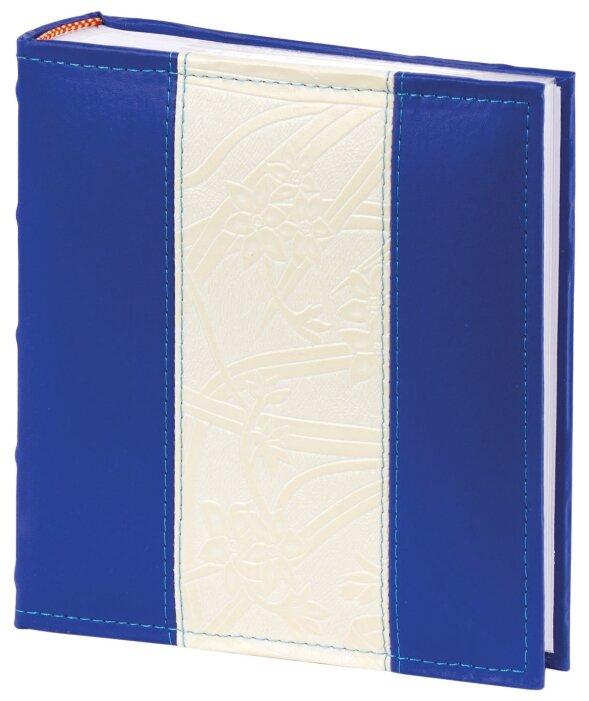 Фотоальбом Brauberg 10x15cm Blue-White 391113