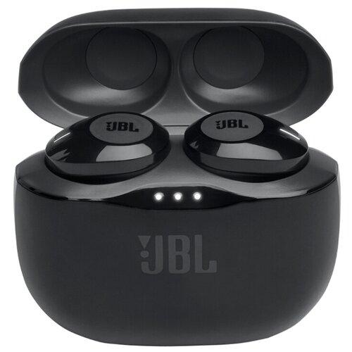 Беспроводные наушники JBL Tune 120 TWS черный беспроводные наушники jbl under armour sport wireless react черный