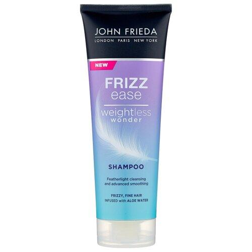 John Frieda Frizz Ease Weightless Wonder для придания гладкости и дисциплины тонких волос 250 мл john frieda кондиционер для гладкости волос против влажности frizz ease forever smooth 250 мл