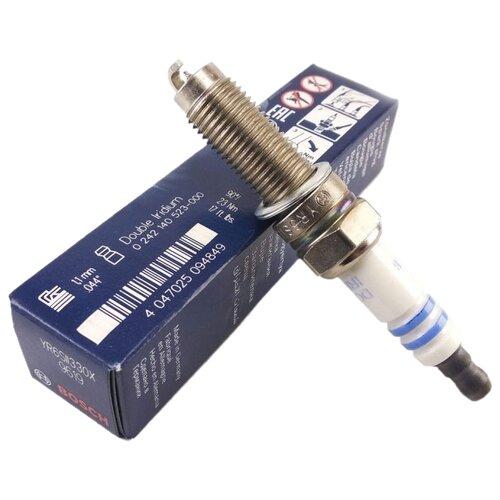 Свеча зажигания Bosch Platinum Iridium YR6SII330X 1 шт.