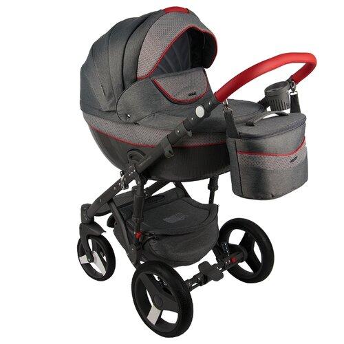 Купить Универсальная коляска Adamex Monte Carbon (2 в 1) D44, Коляски