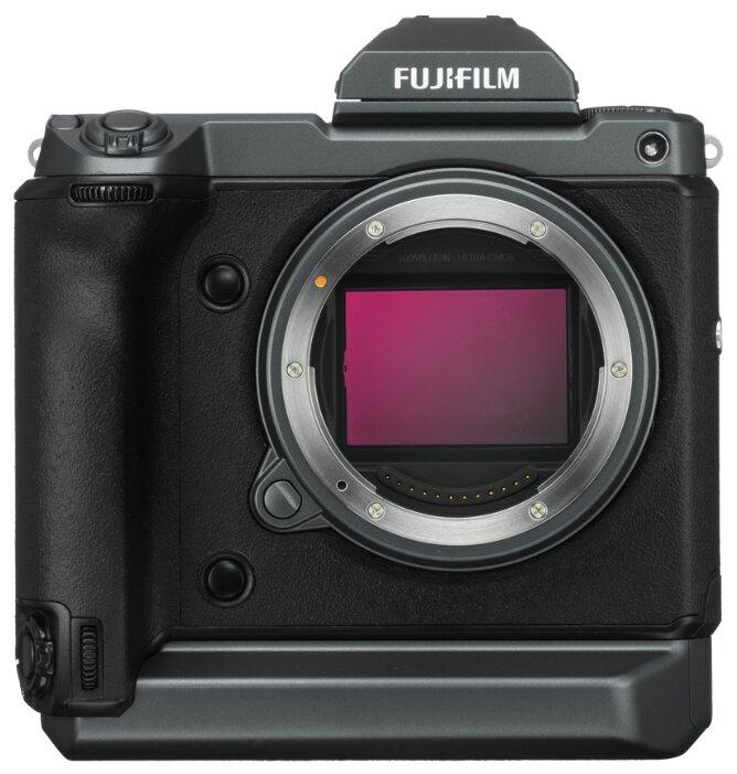 Фотоаппарат Fujifilm GFX 100 Body черный фото 1