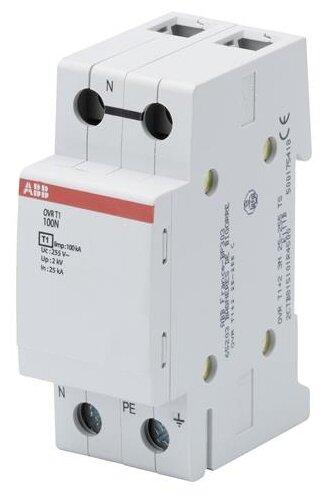 Разрядник для молниезащиты систем энергоснабжения ABB 2CTB815101R0500