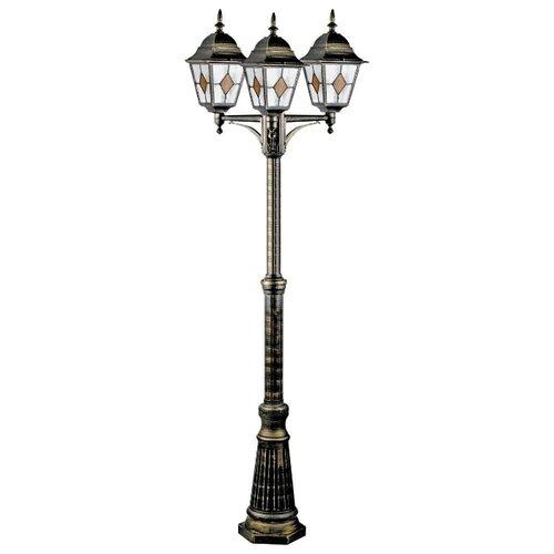 Arte Lamp Садово-парковый светильник Berlin A1017PA-3BN