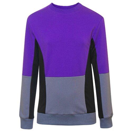 Купить Свитшот Nota Bene размер 158, фиолетовый, Толстовки