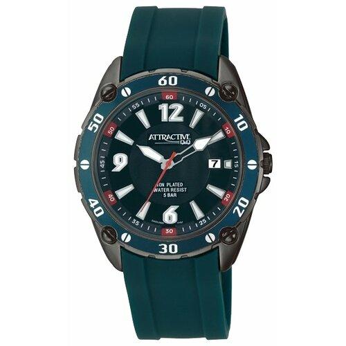 Фото - Наручные часы Q&Q DA00-505 q and q db39 505