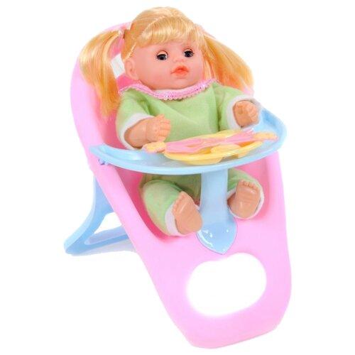 Купить Кукла China Bright Pacific со стульчиком для кормления, 1752902, Куклы и пупсы