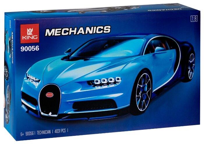 Конструктор Lepin (King, Queen) Technician 90056 Mechanics Bugatti Chiron