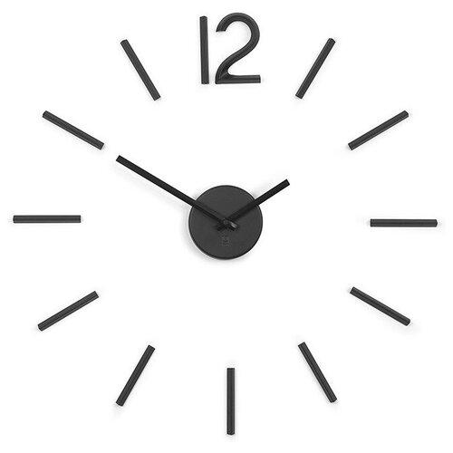 Часы настенные blink Umbra, чёрные