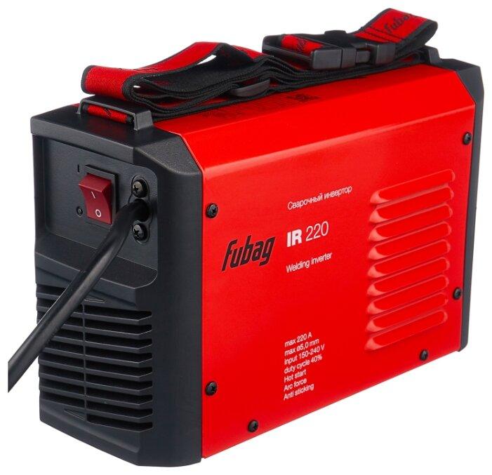 Сварочный аппарат Fubag IR 220 38474 (MMA)