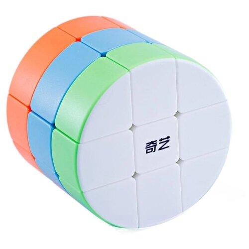 Купить Головоломка QiYi MoFangGe Cylinder cube color, Головоломки