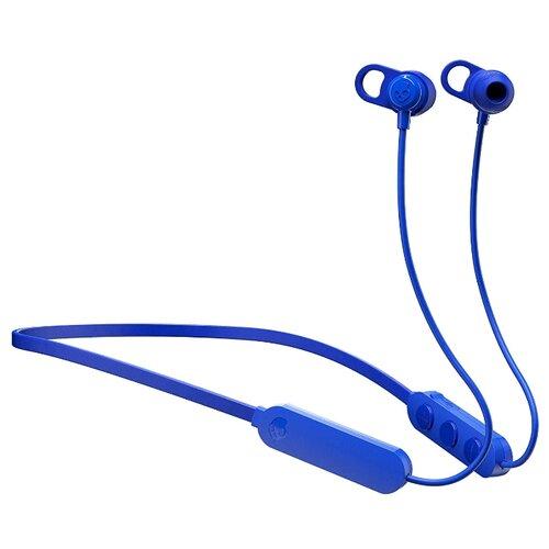 Беспроводные наушники Skullcandy Jib+ Wireless cobalt blue наушники skullcandy jib w mic blue black