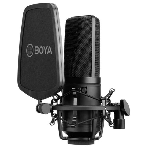 Микрофон BOYA BY-M1000, черный