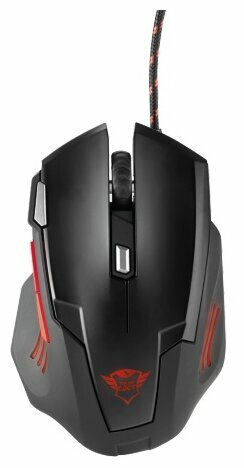 Мышь Trust GXT 111 Gaming Mouse Black USB