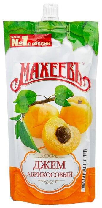 Джем Махеевъ абрикосовый, дой-пак 300 г