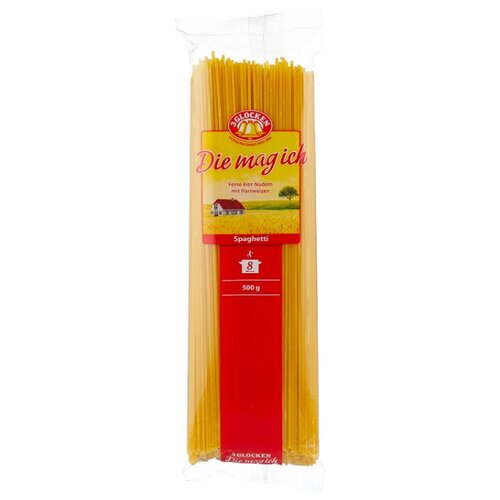 3 Glocken Макароны Die mag ich Spaghetti, 500 г цена 2017
