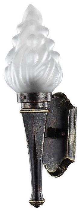 Favourite Уличный настенный светильник Fackel 1803-1W