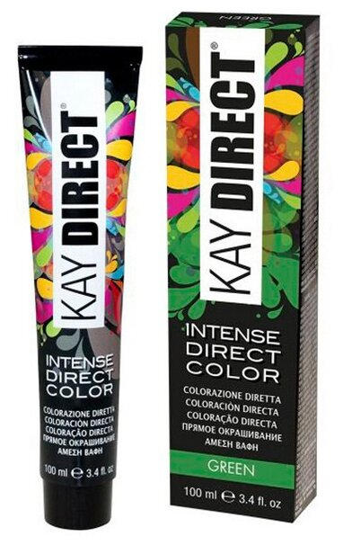 Краситель прямого действия KayPro Kay direct зеленый