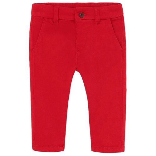 Купить Брюки Mayoral размер 68, 012 Красный, Брюки и шорты