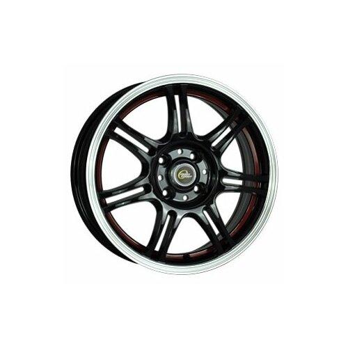 цена на Колесный диск Cross Street Y4601 6x15/4x100 D73.1 ET45 BKFRSI