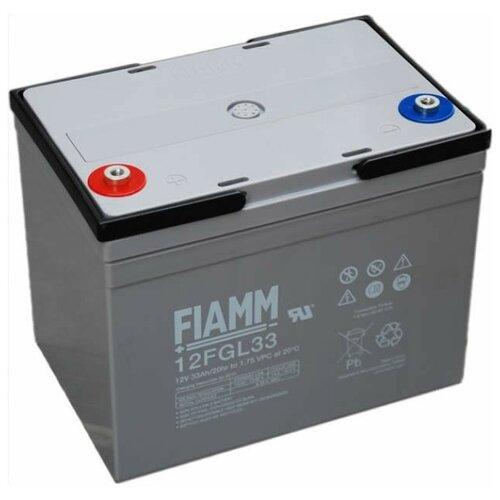 Аккумулятор FIAMM 12 FGL 33 (для инвалидных колясок/кресел)