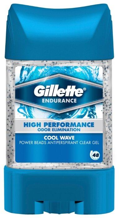 Дезодорант антиперспирант гель Gillette Power Beads Cool